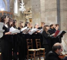 Michele coro1